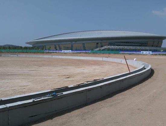 灵武市体育运动场建设项目工程