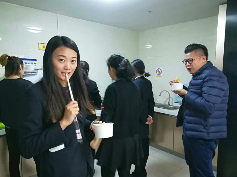 2017年冬至,煮饺子咯