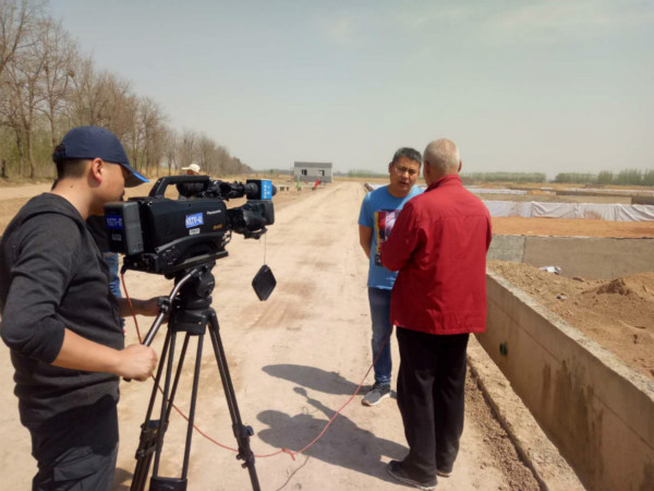 银新干沟水质提升工程
